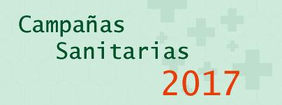 Campañas Sanitarias 2017