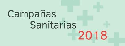 Campañas Sanitarias 2018