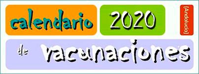 Calendario Vacunal 2010 - Junta de Andalucía